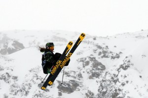 SKI-FREESTYLE-FRA-X GAMES